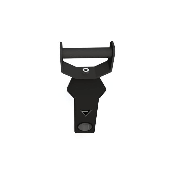 Single Rotating T-Bar Handle front