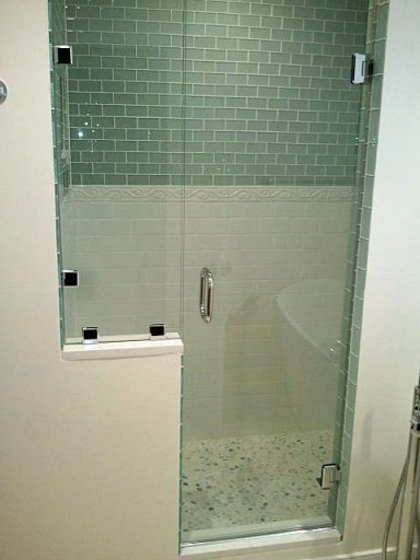 Frameless Shower Door Henrico Va.