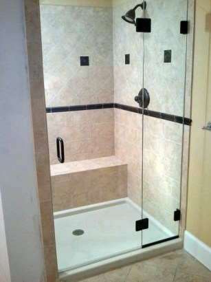 Frameless Shower Door Rockville Virginia
