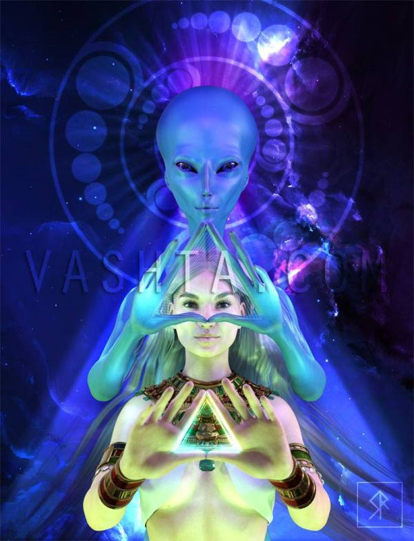 Pleiadian And Arcturian Sculpsher - Year of Clean Water