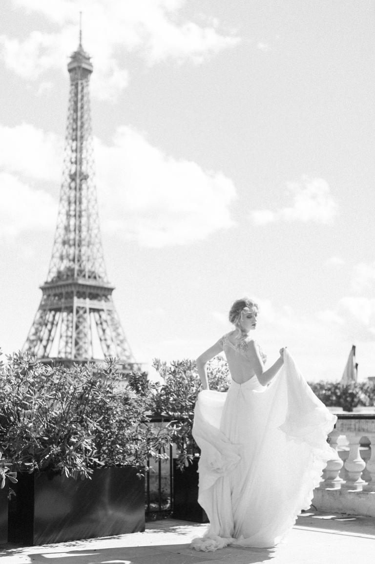 ShangriLa Paris wedding photography