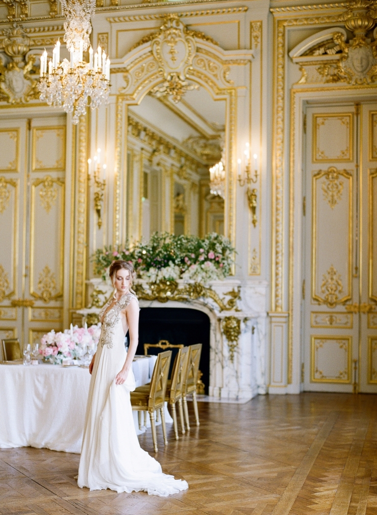 Shangri La Paris Wedding Photography