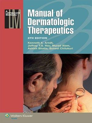 Manual of Dermatologic Therapeutics