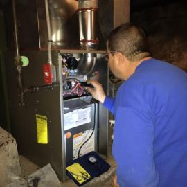 Hire an HVAC Pro to Install a High Efficiency Furnace