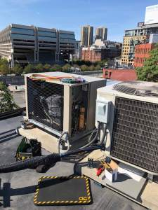 HVAC Service Improves Indoor Air Quality
