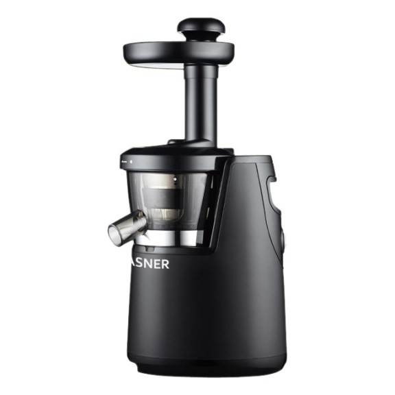 VASNER's cold press juicer Juica in black
