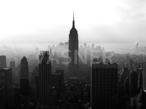 Panora VASNER Infrarot Bildheizung New York Motiv