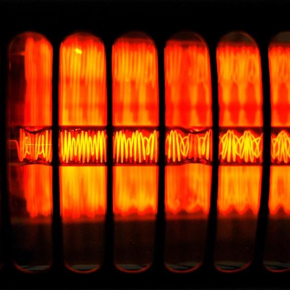 Terrassenstrahler mit Ultra Star Low Glare Röhre