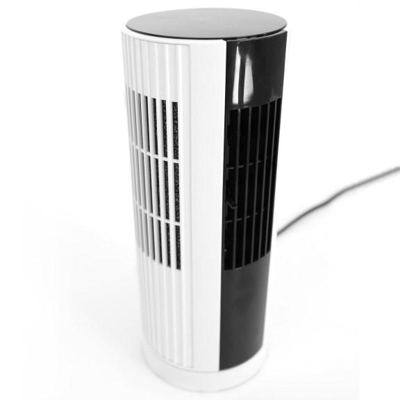 Rotorlose Turmventilatoren für einen leisen Wind