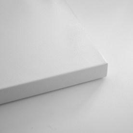 Infrarotheizung Rasterdecke Oberfläche Weiß seiden-matt