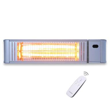 Electric outdoor heater remote control Teras X20 patio heater comparison