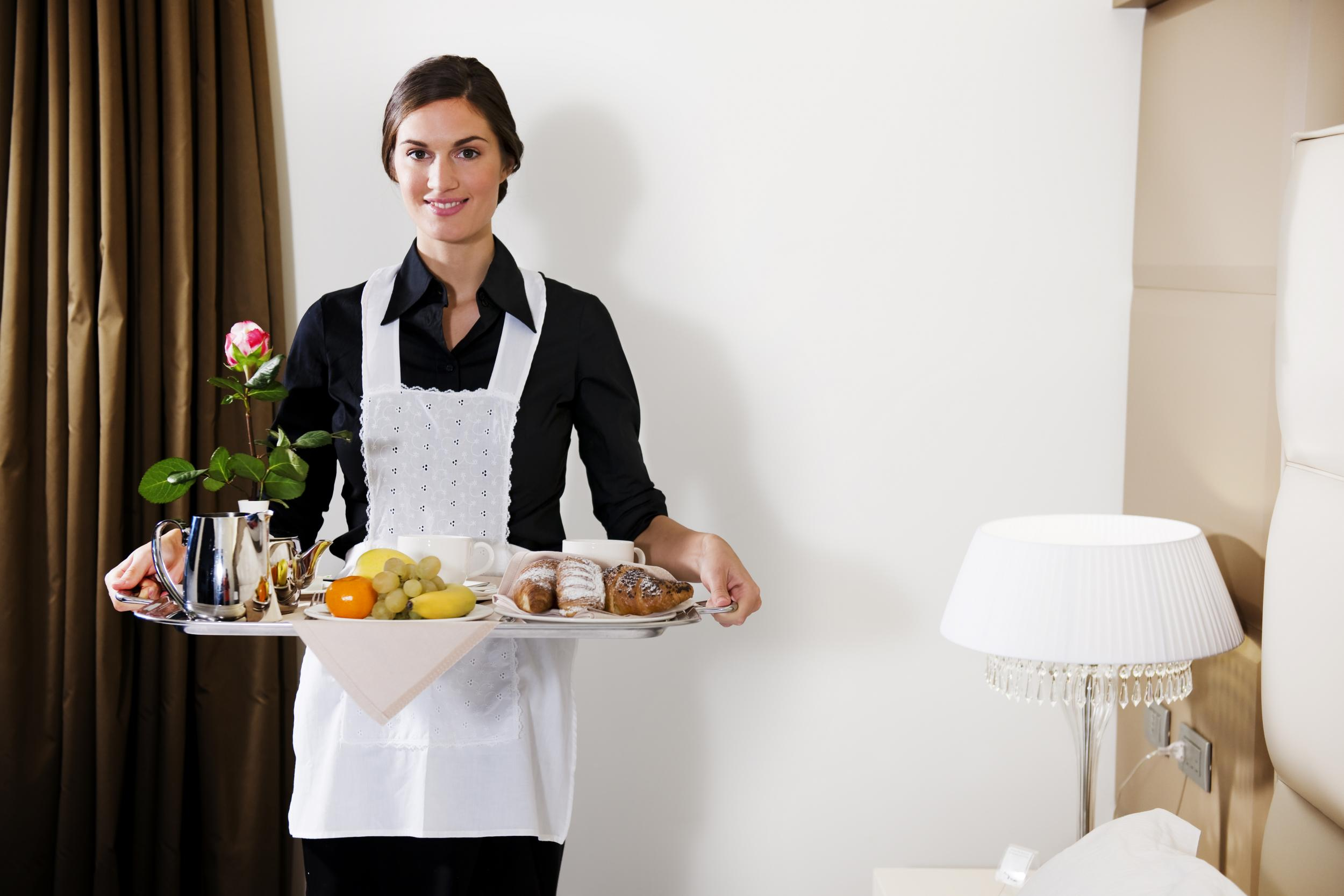 What Are The Duties To Be Expected From Room Service Part 1