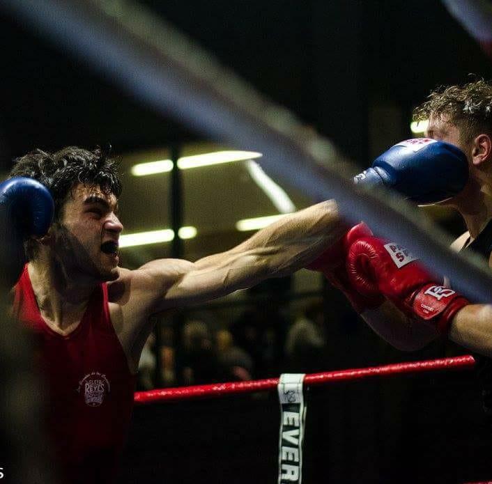 Vassilis boxe