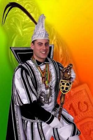 2010: Sjtadsprins Wouter I