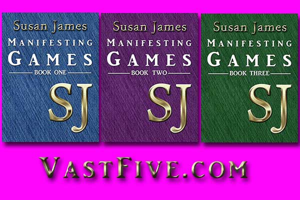 The Manifesting Games of Susan James