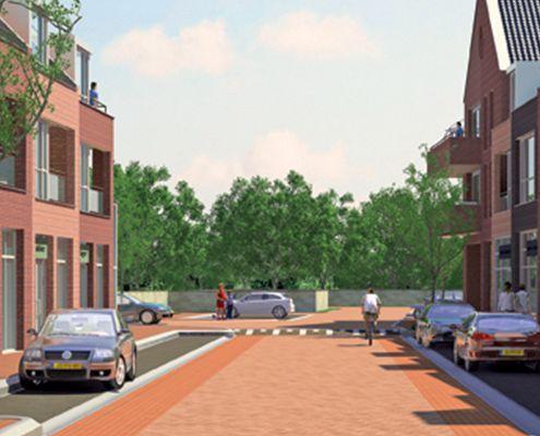 Centrumplan Hilvarenbeek