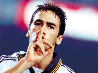 Raúl González manda callar