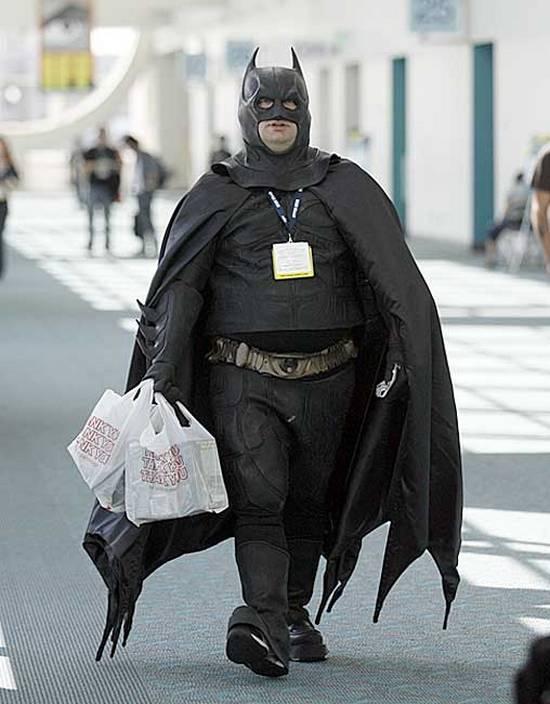 Batman Cosplay Chungo