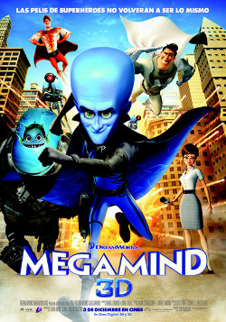 Megamind (cover)