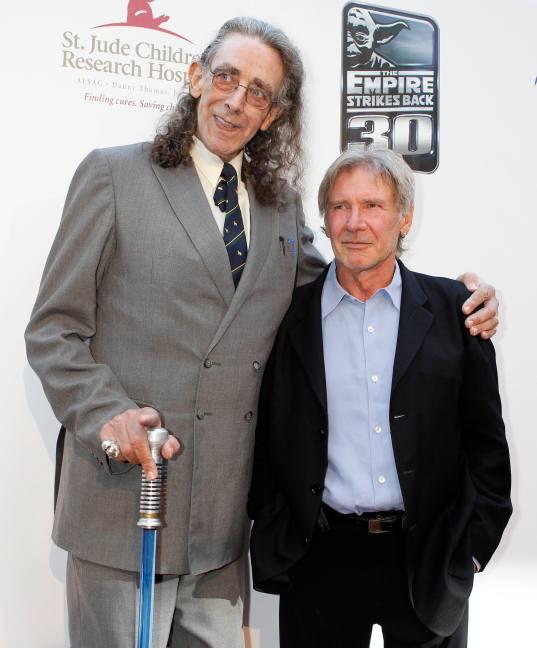 Han y Chewie unos años después...