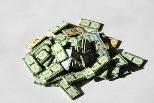 Tokens de dolares.