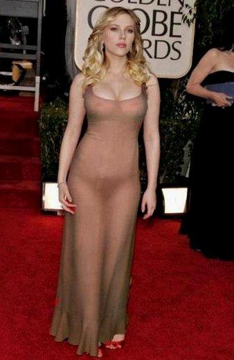 A la Johansson también la felicitamos