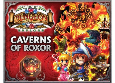 Caja de Caverns of Roxor