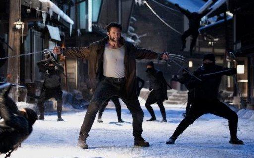 Logan luchará contra un montón de chinos bajitos con muy mala ostia