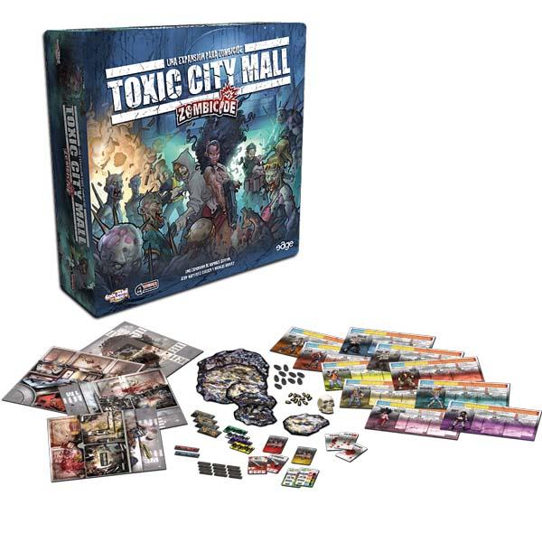 La caja de Toxic City Mall