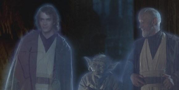Anakin, creo que te quieren resucitar.