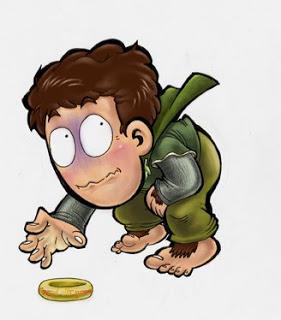 Frodo también juega al Teto.