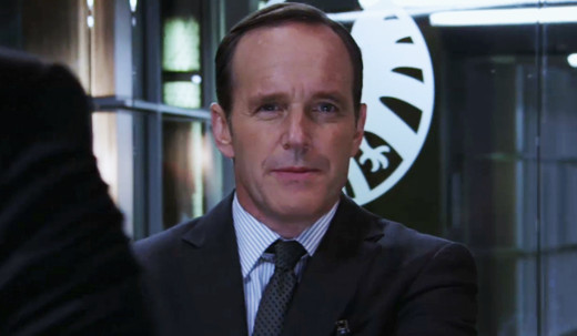 El agente Coulson es el puto amo