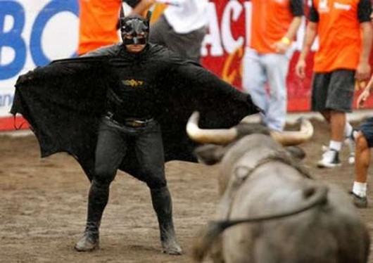 Batman ya trabaja de lo que sea