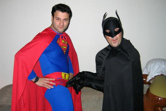 Tantas juergas con Batman no podía traer nada bueno