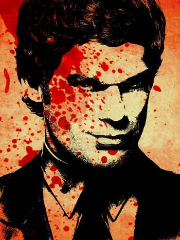 ¡Grande Dexter!. ¡Muy grandeee!