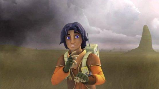 Aquí tenemos a Ezra