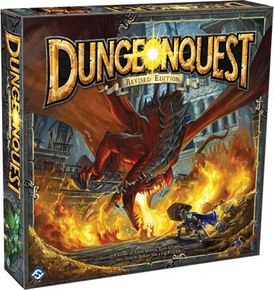 Caja de DungeonQuest revisada
