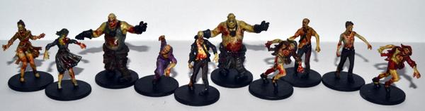 Los últimos 10 zombis.