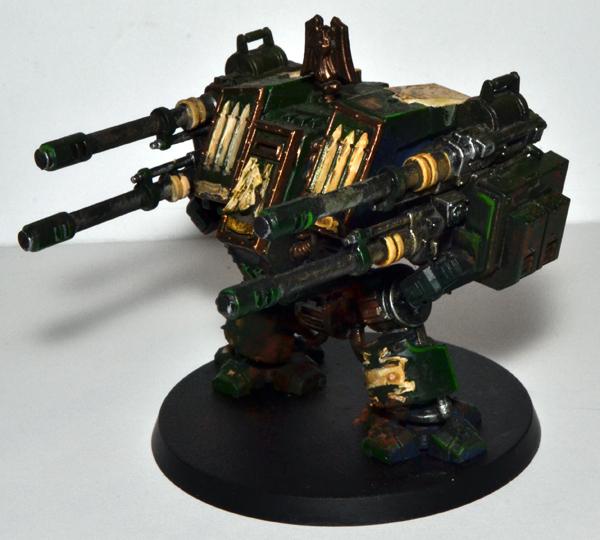 Dreadnought Mortis
