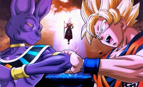 Goku es lo más grande