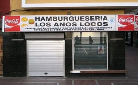 Un restaurante para culos inquietos