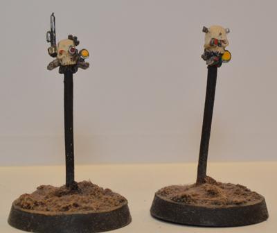 Dos servocráneos