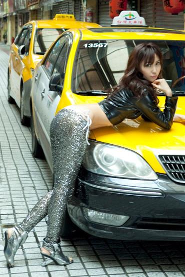 """Eso quisieras tú, montarte en ese """"taxi"""""""