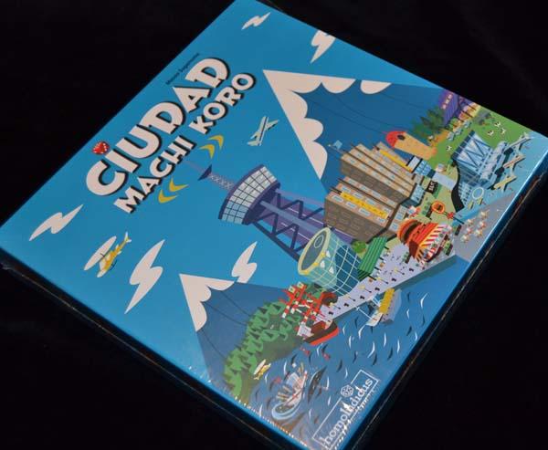 La caja del juego