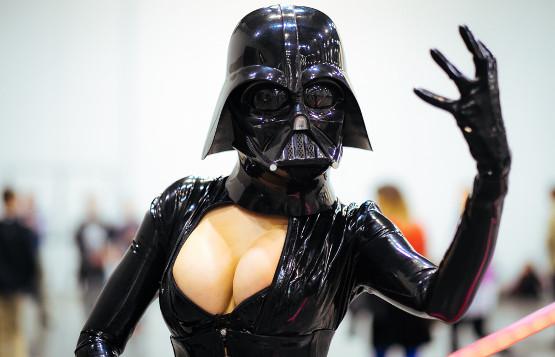 Datrh Vader así mola más
