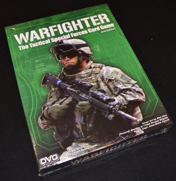 La caja de Warfighter.