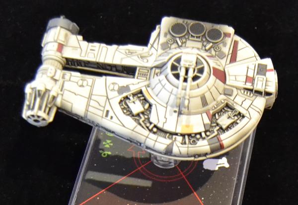 El YT-2400 es perfecto para una aventura de Star Wars