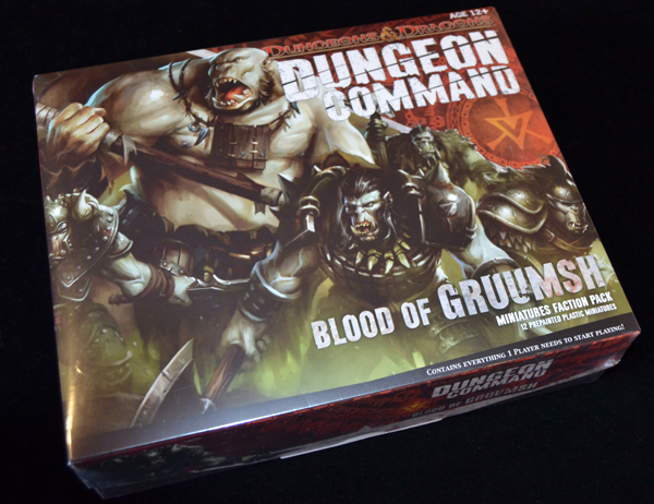 Caja del Blood of Gruumsh