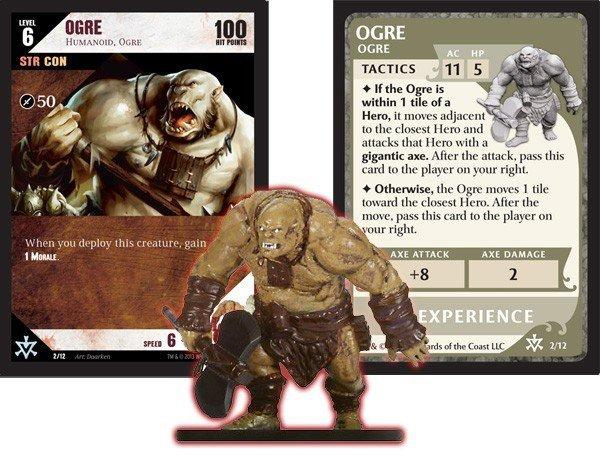 El ogro de Blood of Gruumsh.