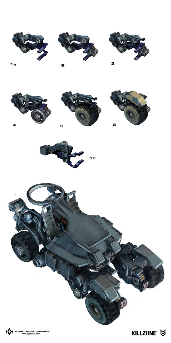 killzone jeep concept-art